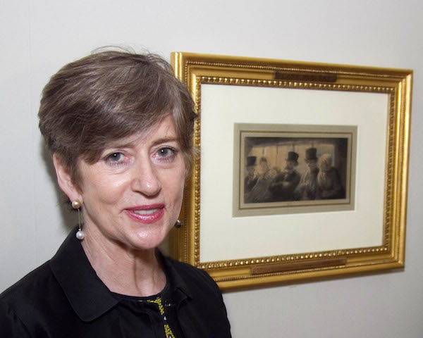 2 - Barbara Dawson Director Dublin City Gallery The Hugh Lane